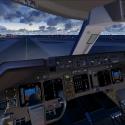 Lufthansa taxi to h/p rwy 25C, EDDF