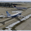 O'Hare CHicago - B747 a A380