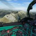 Mi-24 výcvik v teréne na Chopku.