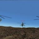 Mi-24 3x letecká strelnica Valaškovce.