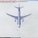 počas letu